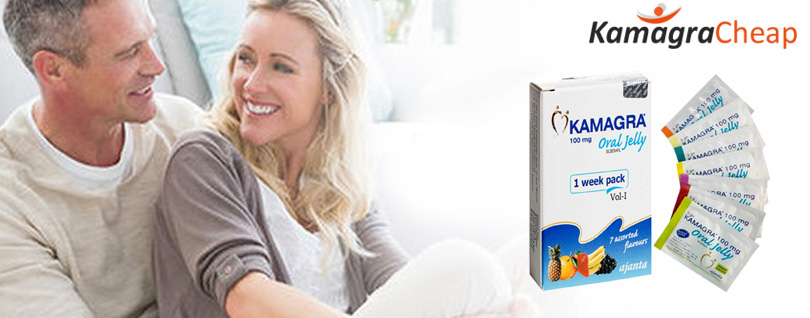 Buy Kamagra Oral Jelly for ED Treatment