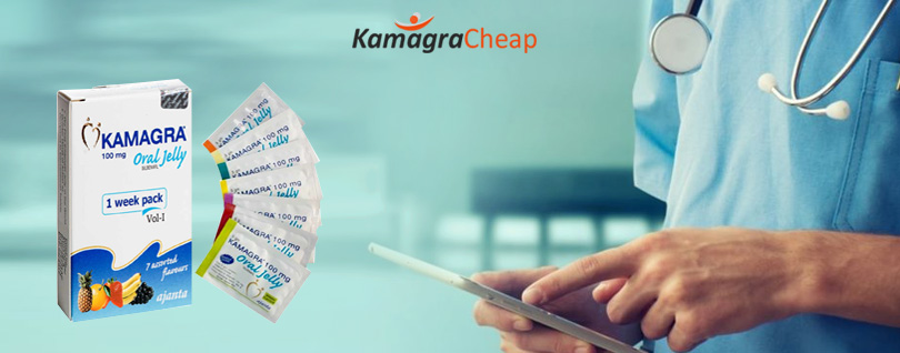 Kamagra Oral Jelly Is Sold Online